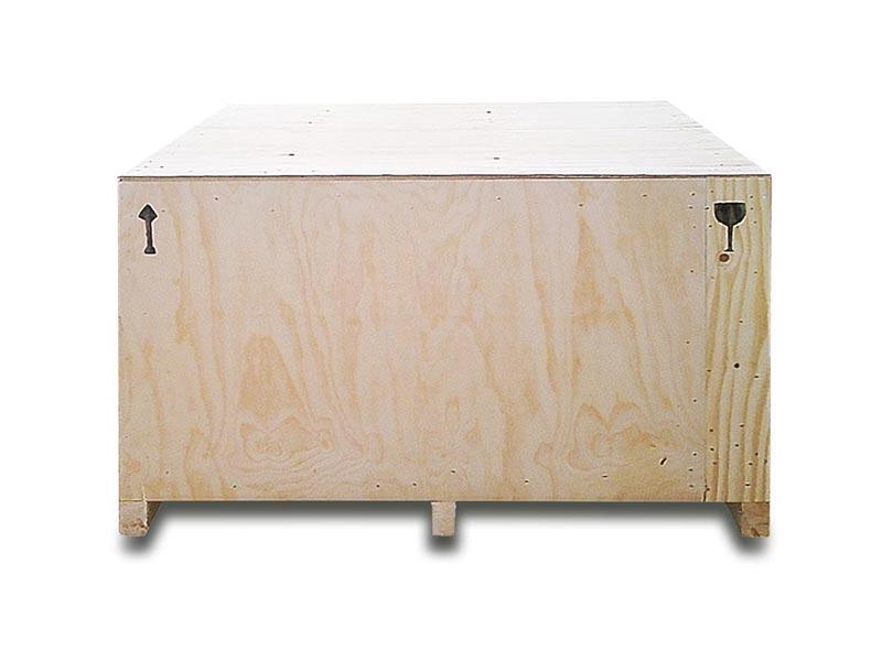 cassa in legno compensato per spedizioni