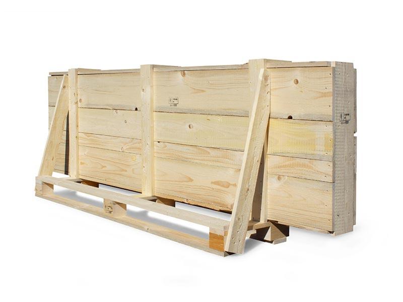 imballaggio in legno